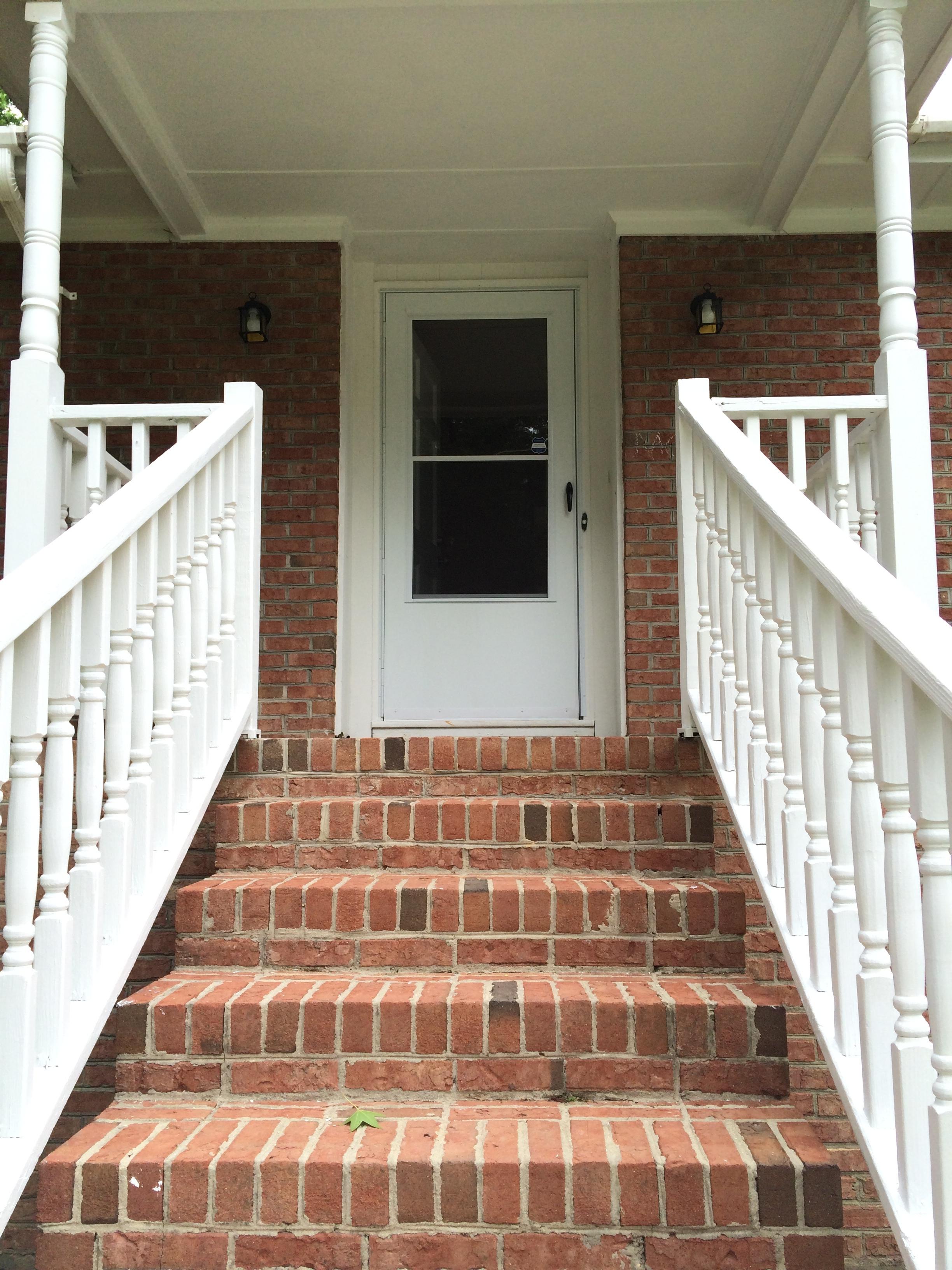 Image Result For Front Door Steps Ideas